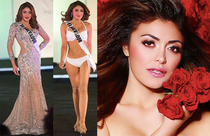 Miss El Salvador 2017 - Alisson Abarca