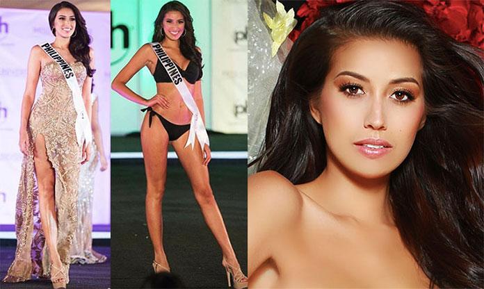 Miss Filipinas 2017 - Rachel Peters