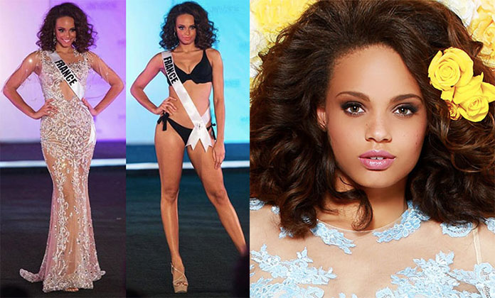Miss França 2017 - Alicia Aylies
