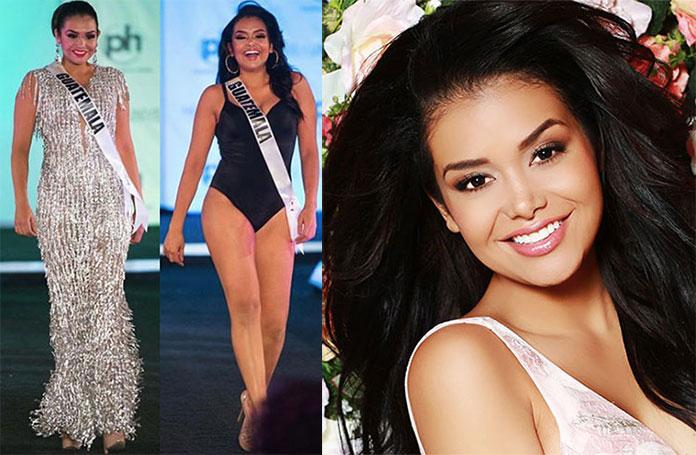Miss Guatemala 2017 - Isel Suñiga