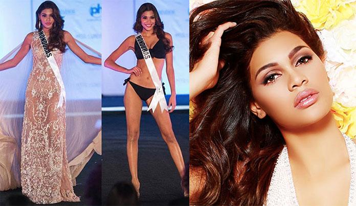 Miss Honduras 2017 - April Tobie