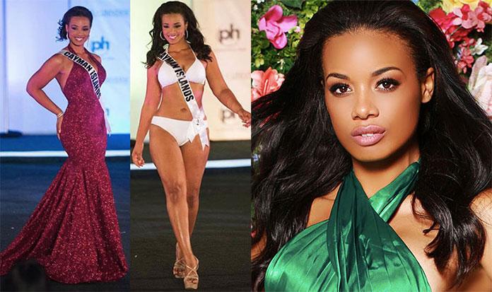 Miss Ilhas Cayman 2017 - Anika Conolly