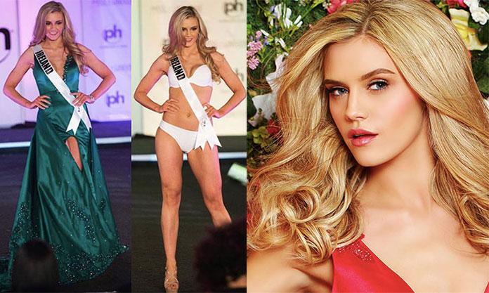 Miss Irlanda 2017 - Cailín Áine Ní Toibín