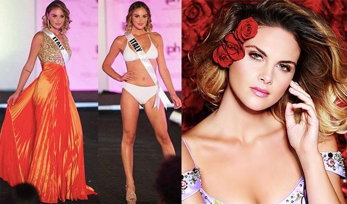 Miss Itália 2017 - Maria Miriam Polverino