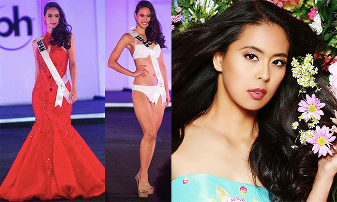 Miss Japão 2017 - Momoko Abe