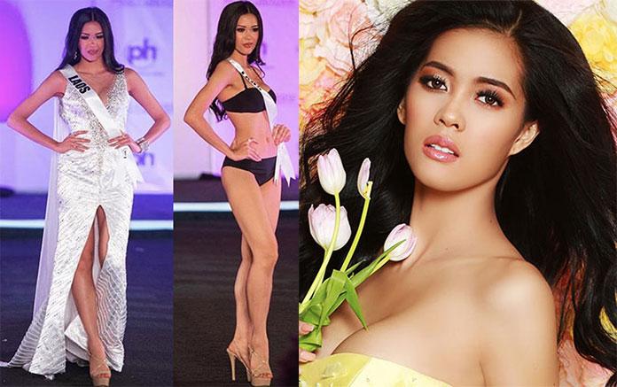 Miss Laos 2017 - Souphaphone Somvichith