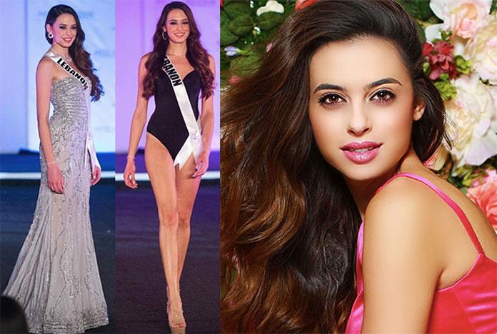 Miss Líbano 2017 - Jana Sader