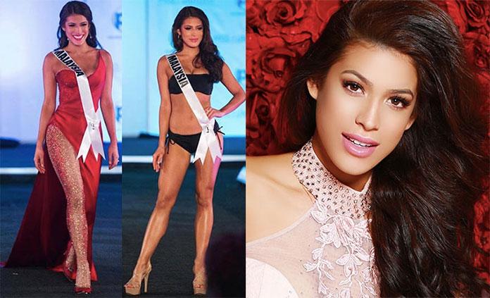 Miss Malásia 2017 - Samantha Katie James