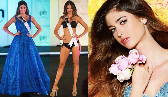 Miss Malta 2017 - Tiffany Pisani