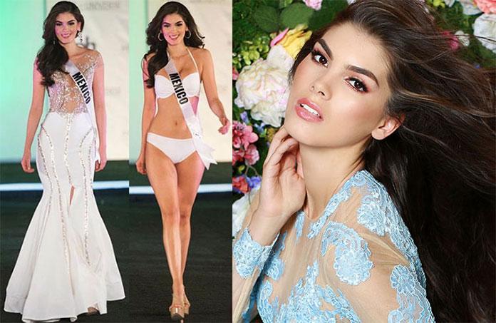 Miss México 2017 - Denisse Franco