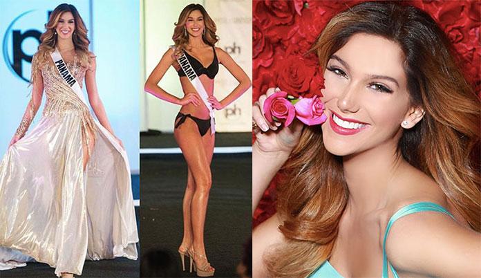 Miss Panamá 2017 - Laura Sofia de Sanctis