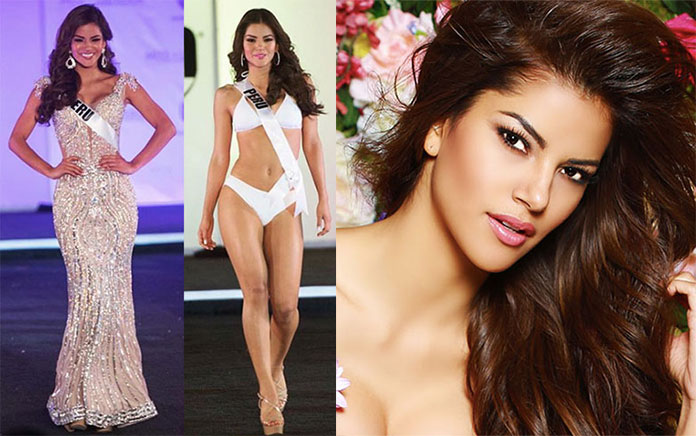 Miss Peru 2017 - Prissila Howard