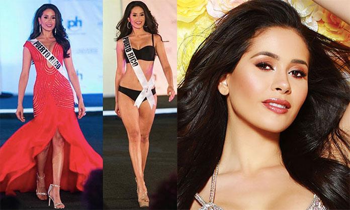 Miss Porto Rico 2017 - Danna Hernandez