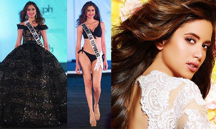 Miss República Dominicana 2017 - Carmen Muñoz Guzmán