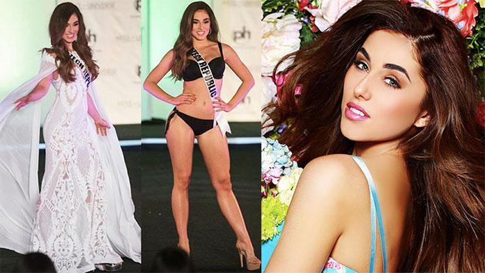 Miss República Tcheca 2017 - Michaela Habanova