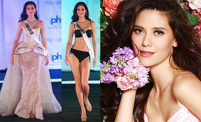 Miss Tailândia 2017 - Maria Poonlertlarp
