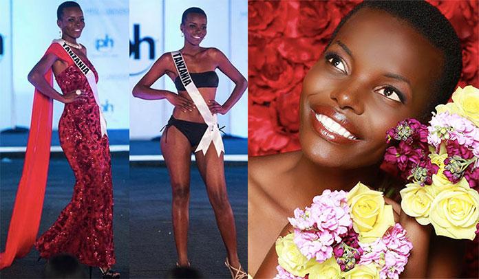 Miss Tanzânia 2017 - Lilian Ericaah Maraule