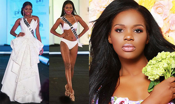 Miss Trinidad e Tobago 2017 - Yvonne Clarke