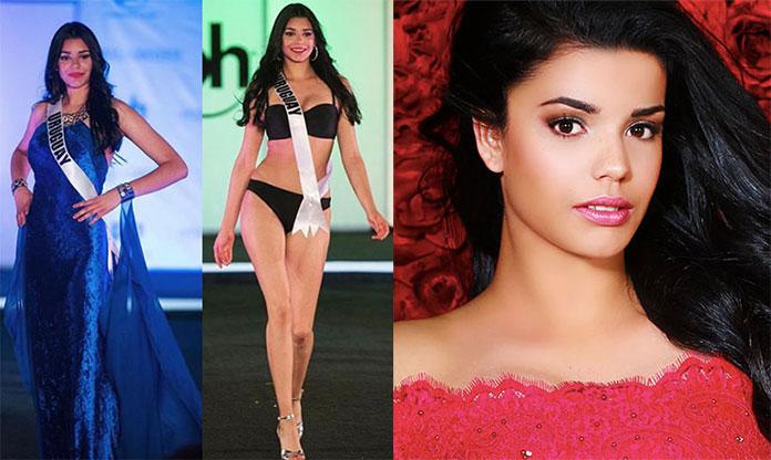 Miss Uruguai 2017 - Marisol Acosta