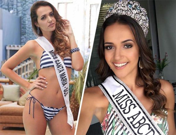 Miss ABCD - Flávia Pólido