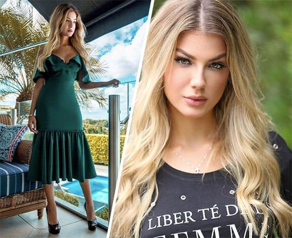 Miss Andradina - Marcella Portugal