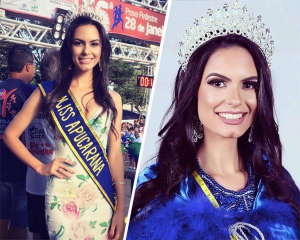 Miss Apucarana - Jhenifer Marques