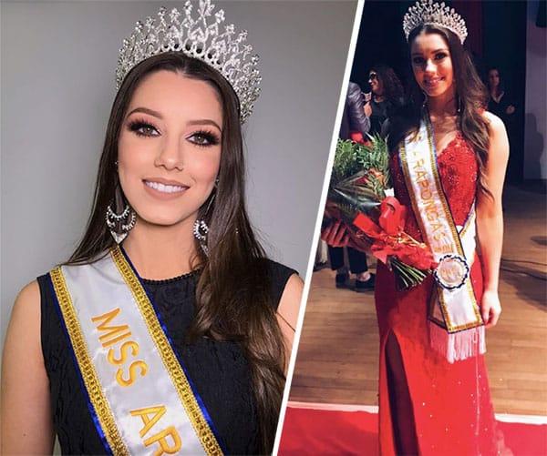Miss Arapongas - Isabela Stella