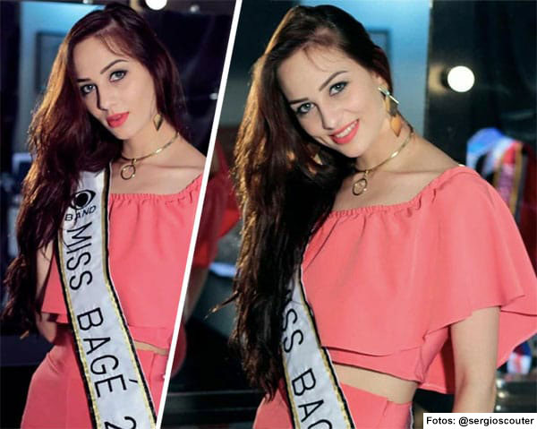Miss Bagé - Kerollyn Garcia