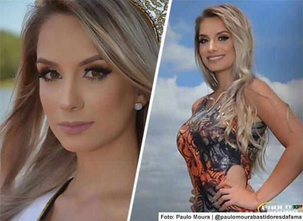 Miss Butiá - Franciele Carvalho