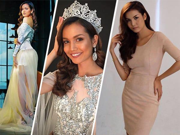 Miss Camboja 2018 - Rern Nat