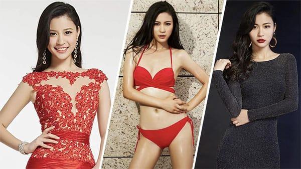 Miss China 2018 - Meisu Qin