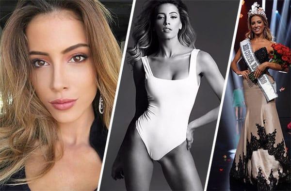 Miss Costa Rica 2018 - Natalia Carvajal