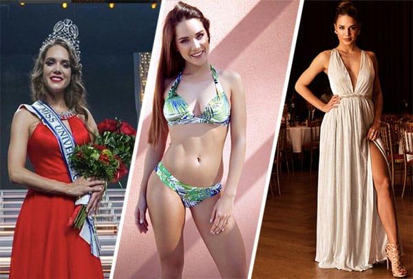 Miss Croácia 2018 - Mia Pojatina