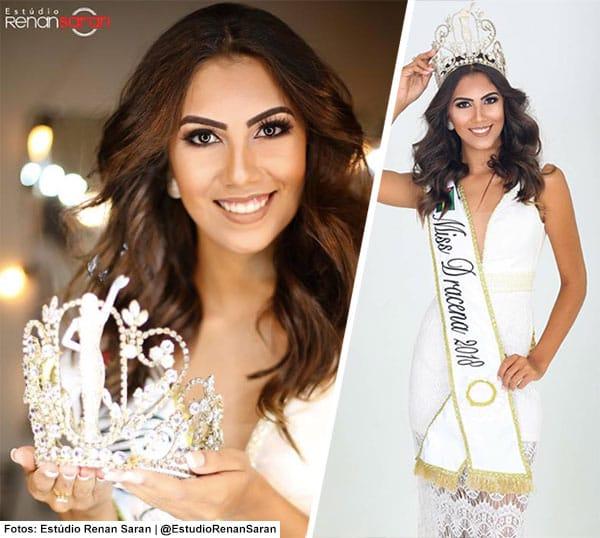 Miss Dracena - Mirella Honorato