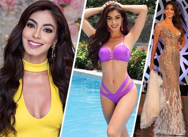 Miss Equador 2018 - Virginia Limongi