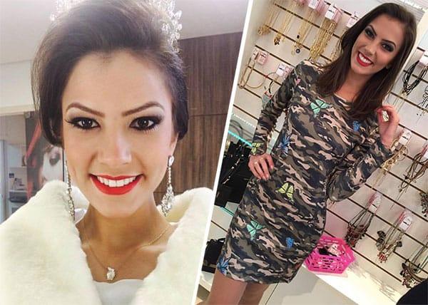 Miss Farroupilha - Renata Ester Agazzi