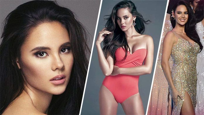 Miss Filipinas 2018 - Catriona Gray