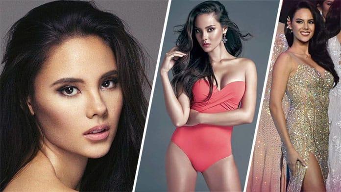 Miss Filipinas 2018 - Catriona Gray