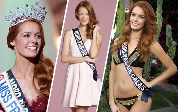 Miss França 2018 - Maëva Coucke