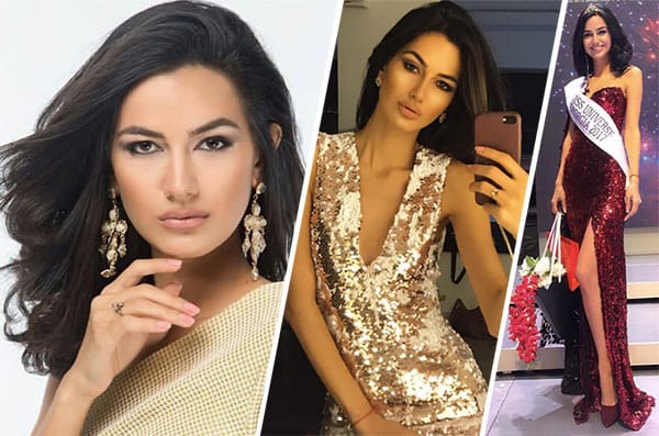 Miss Geórgia 2018 - Lara Yan