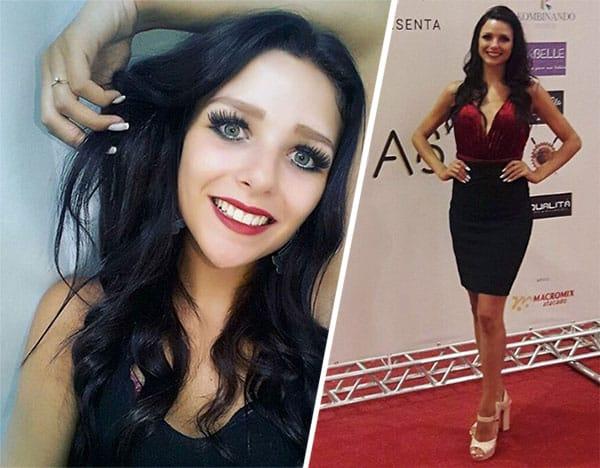 Miss Gramado - Luana Schell
