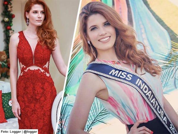 Miss Indaiatuba - Michelle Valle