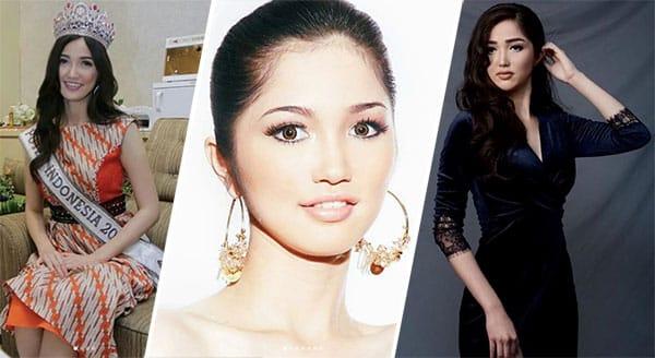 Miss Indonésia 2018 - Sonia Fergina Citra