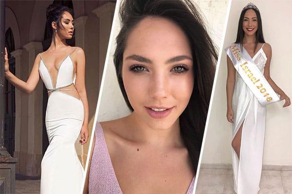 Miss Israel 2018 - Nikol Reznikov
