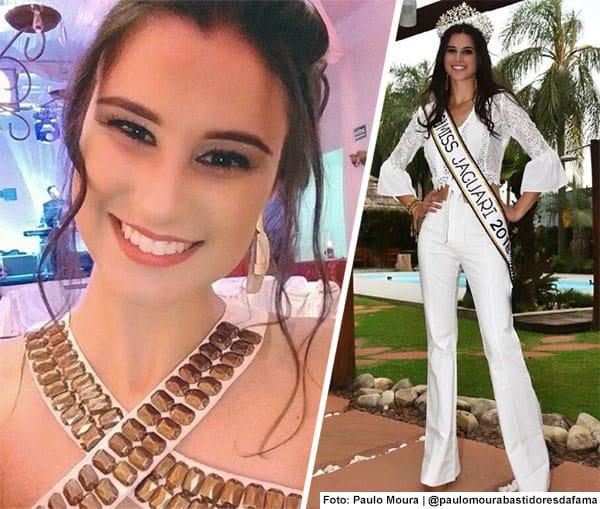 Miss Jaguari - Bruna Uberti