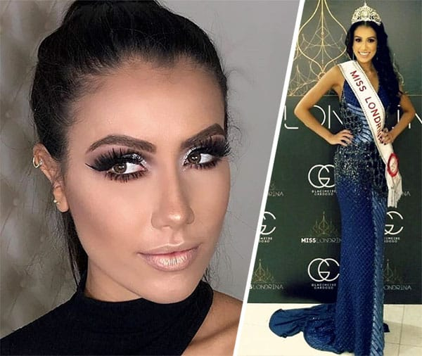 Miss Londrina - Nubya Naves Suleiman Hamida