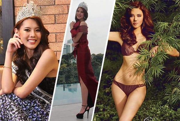 Miss Malásia 2018 - Jane Teoh