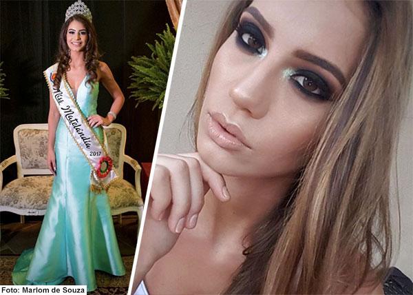 Miss Matelândia - Amanda Reginato