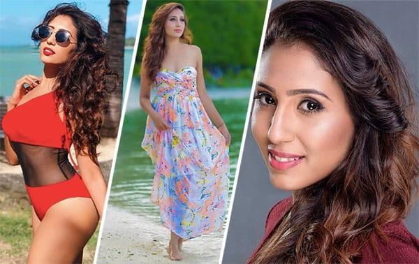 Miss Maurício 2018 - Varsha Ragoobarsing