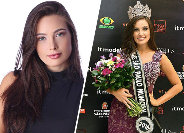 Miss Município São Paulo - Danielle Vasconcellos